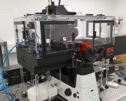 Nikon STORM microscope